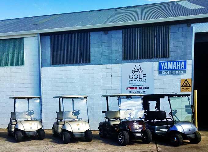 Yamaha Golf Cart Blue Book Golf Cart Golf Cart Customs